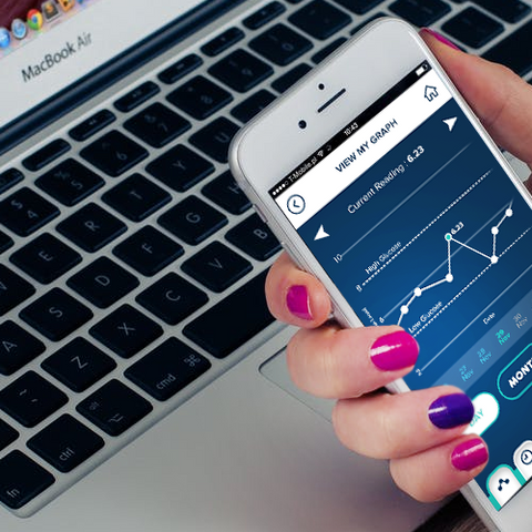 Real-Time Monitoring Platform for Diabetes