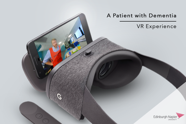 A Patient with Dementia - VR Experience