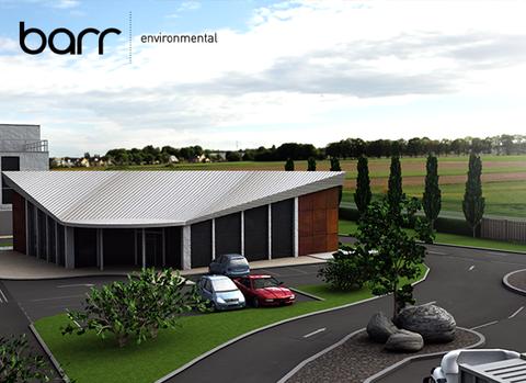 Barr Environmental 3D Flythrough