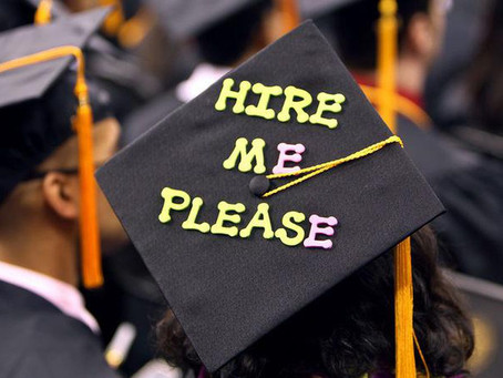 The Job Search Struggle For Recent College Grads