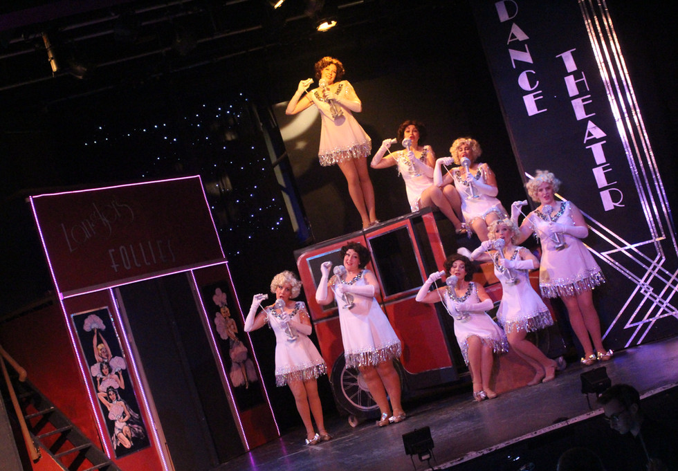 Crazy for You Costumes