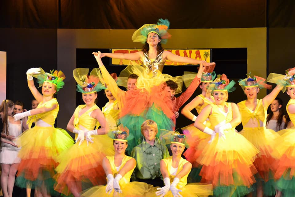 Copacabana Costumes