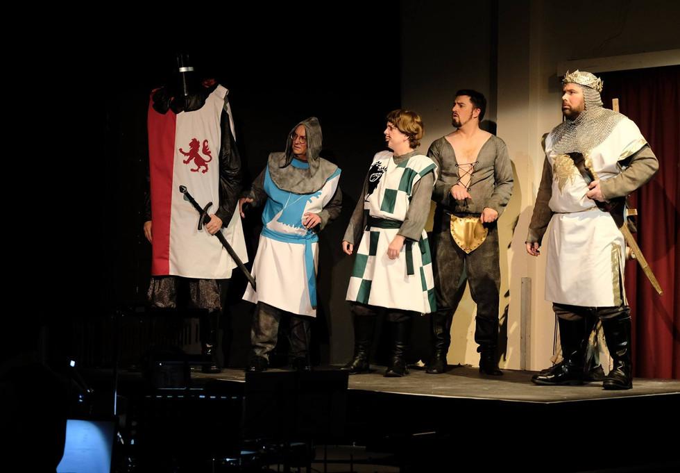 Spamalot Costumes