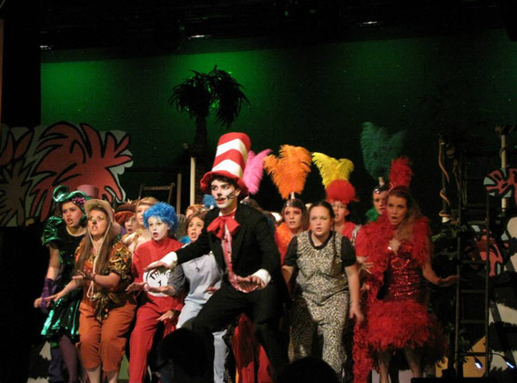 Seussical by YOBOS