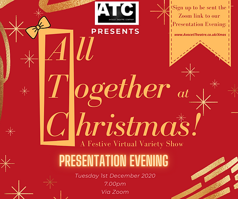 All Together at Christmas Presentation P