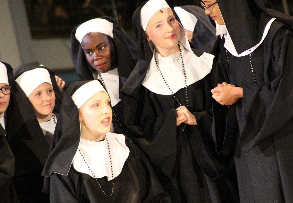 Sister Act Costumes