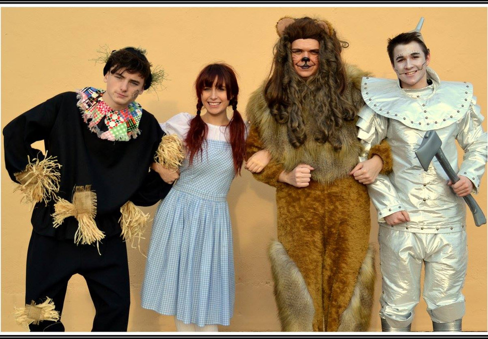 The Wiz Costumes