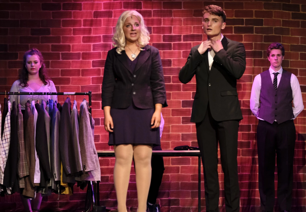 Legally Blonde Costumes