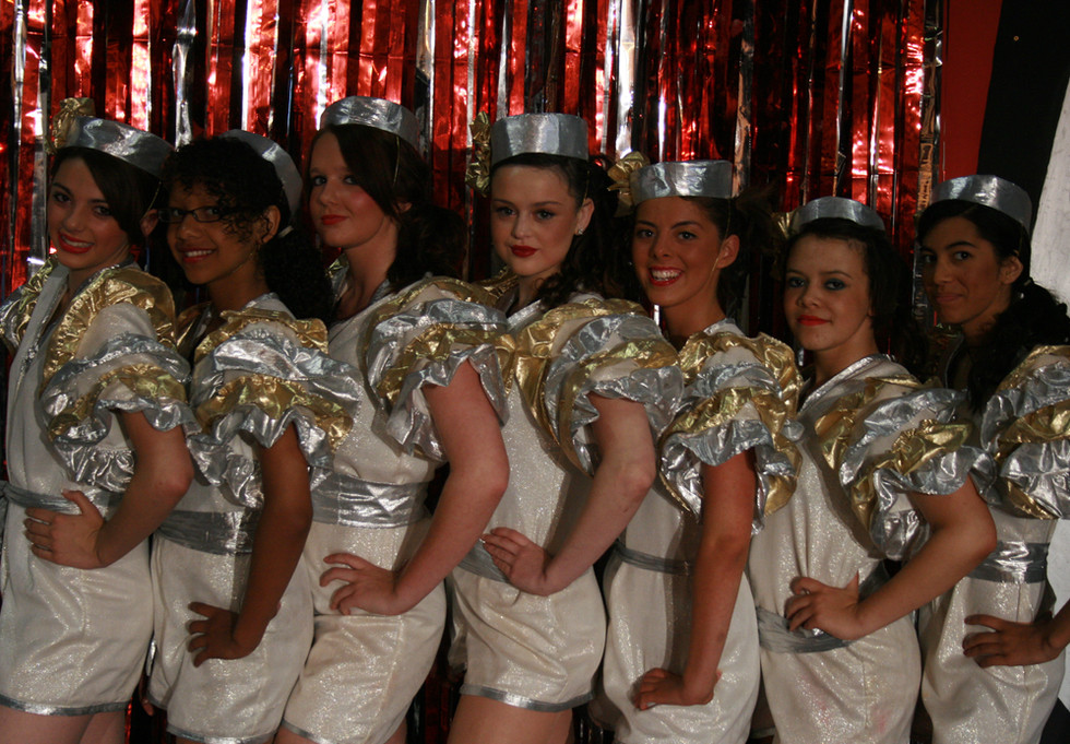 Bugsy Malone Costumes
