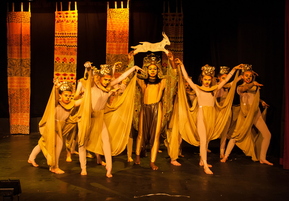 The Lion King Costumes