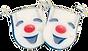 Wacky Wardrobe Logo Masks