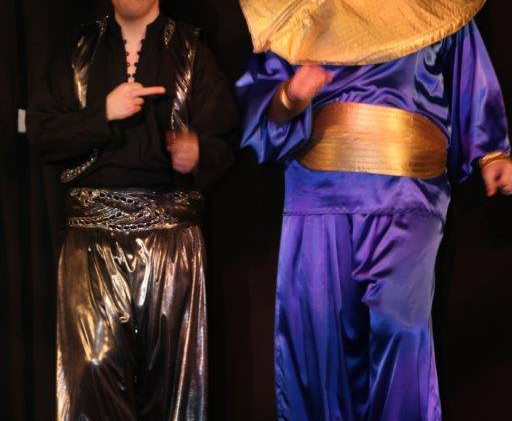 Pantomime Costumes