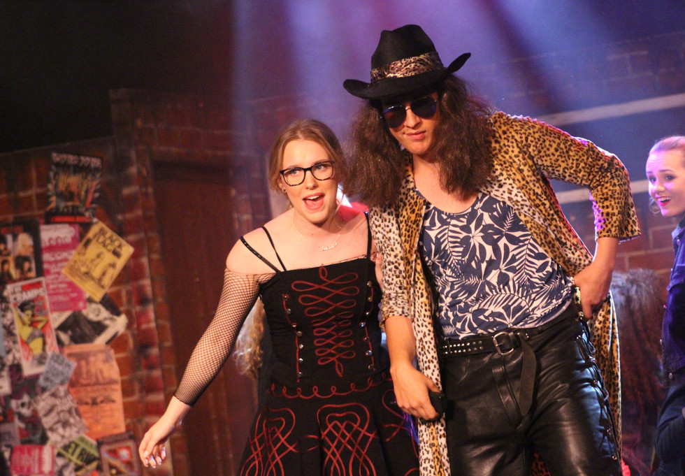 Rock of Ages Costumes