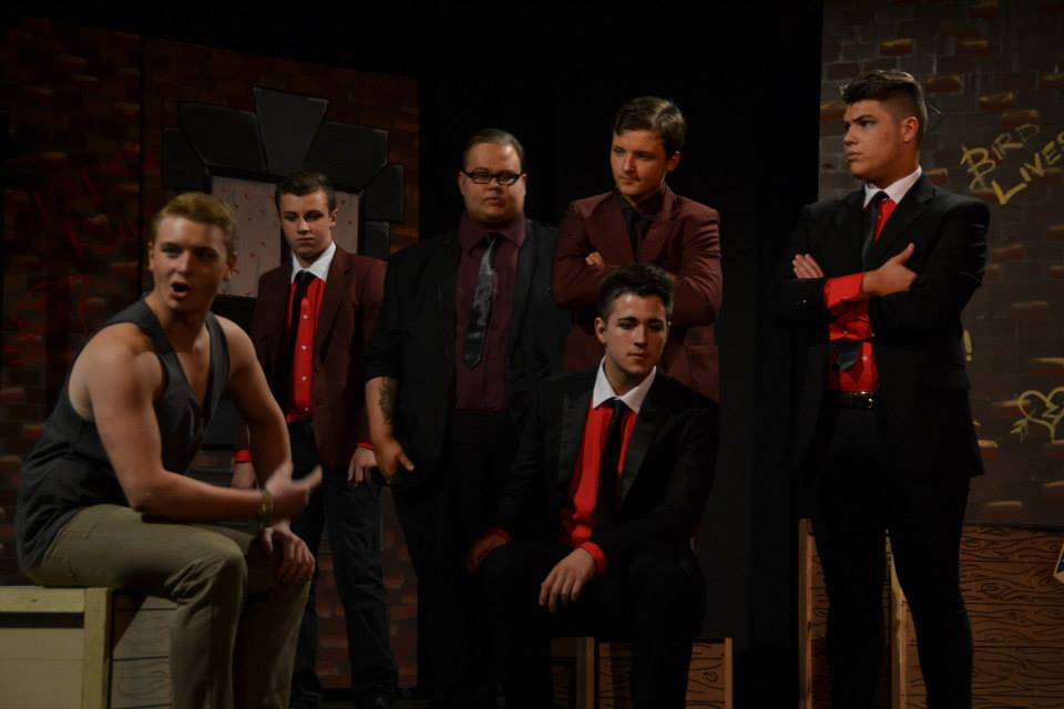 West Side Story Costumes