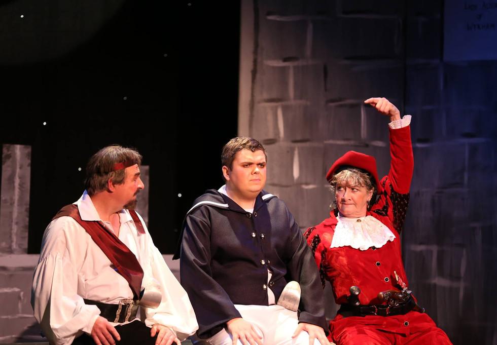 Pirates of Penzance Costumes