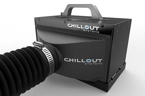 Chillout System Air Duct Plenum