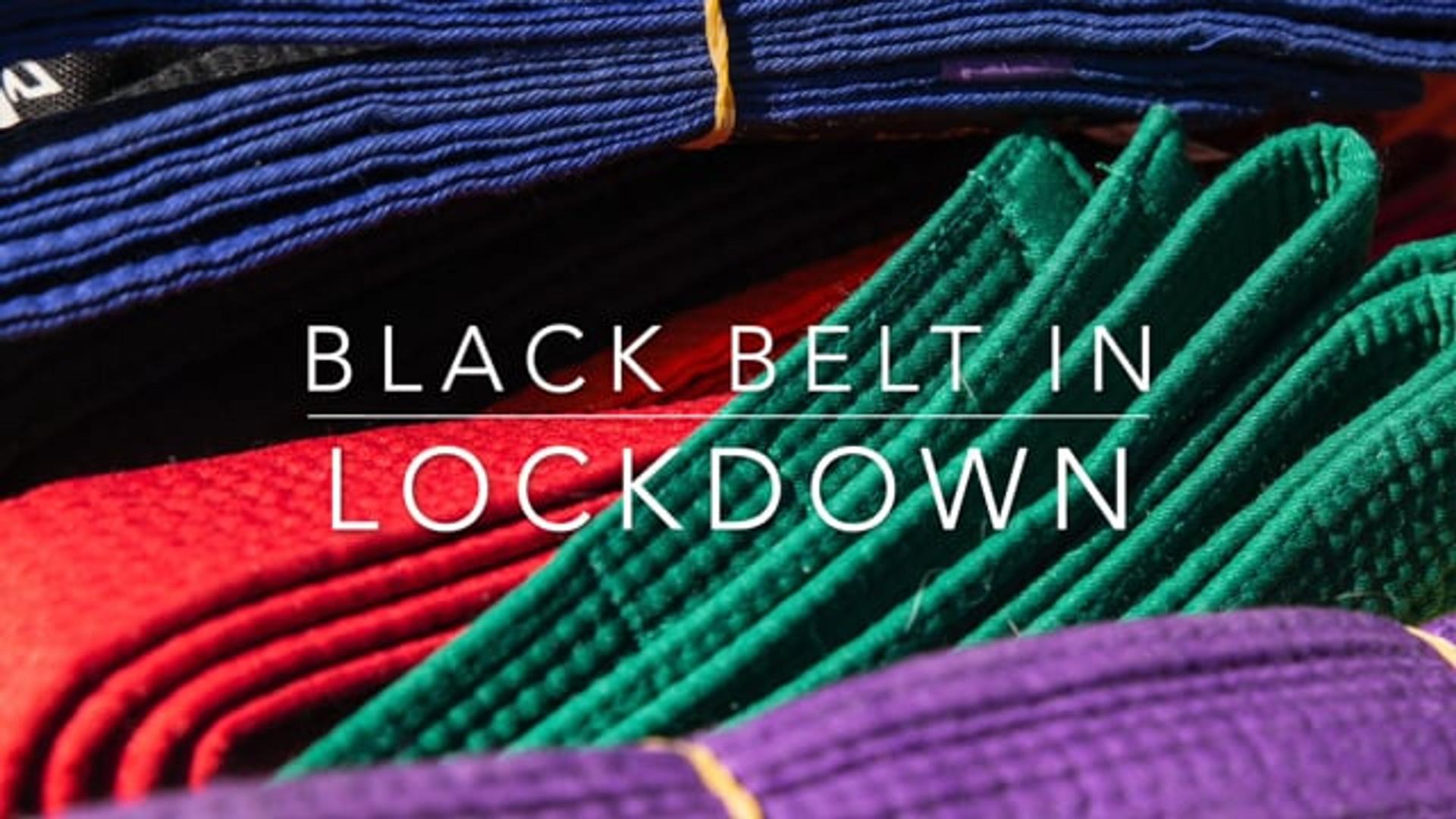 Black Belt in Lockdown