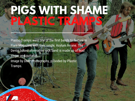 Pigs With Shame | Plastic Tramps