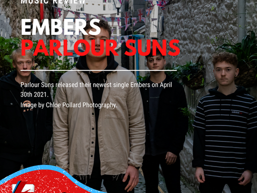 Embers | Parlour Suns