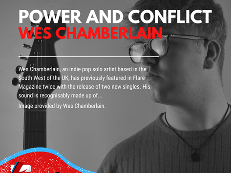 Power & Conflict | Wes Chamberlain