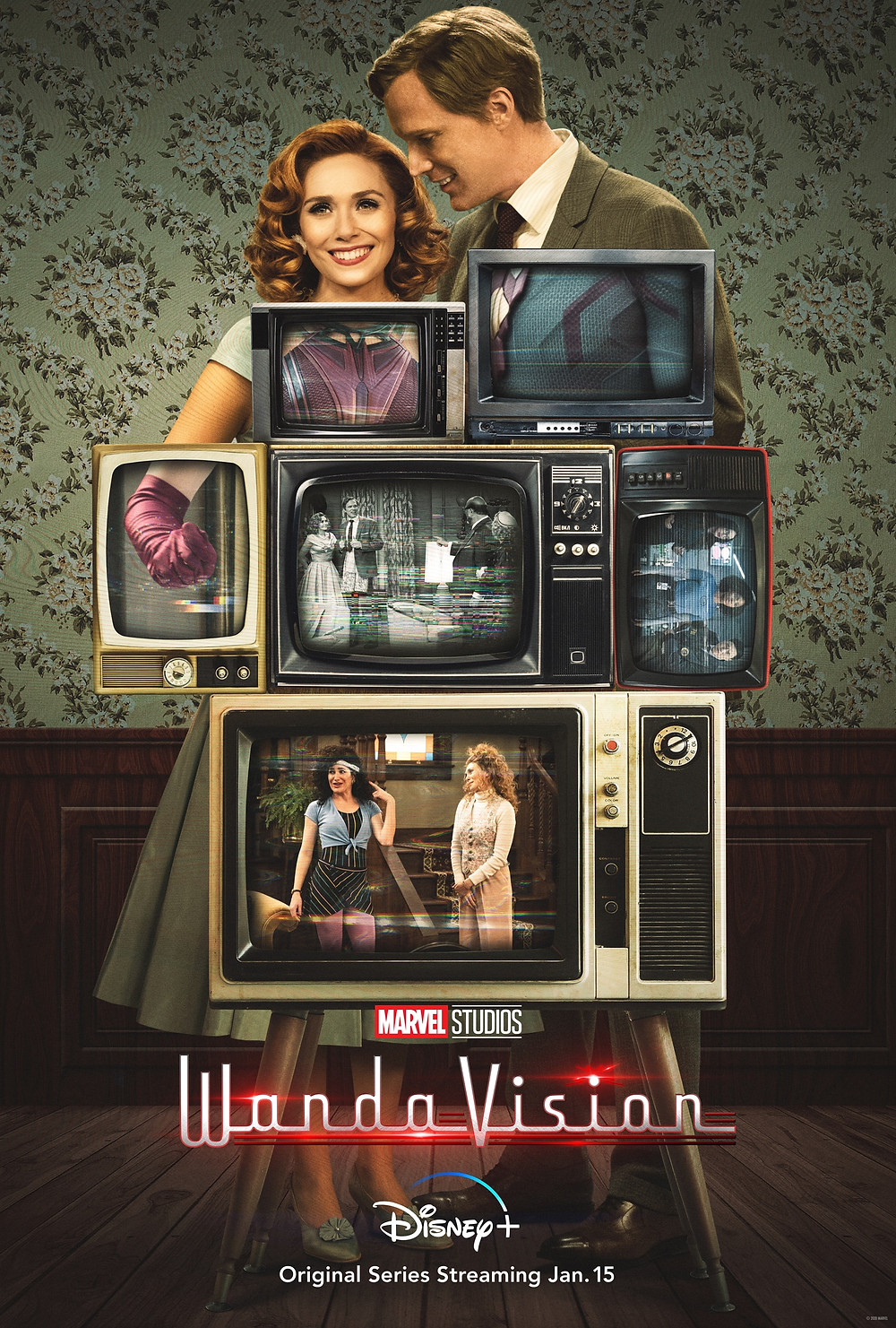 WandaVision Key Art 2