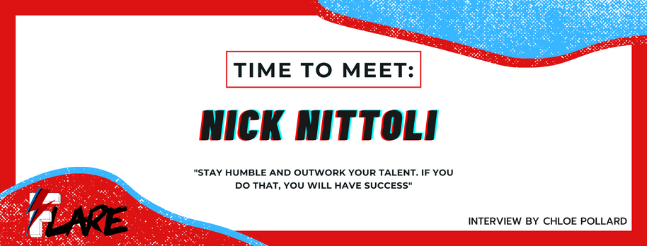 TIME TO MEET: NICK NITTOLI