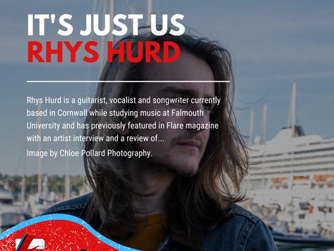 It's Just Us | Rhys Hurd