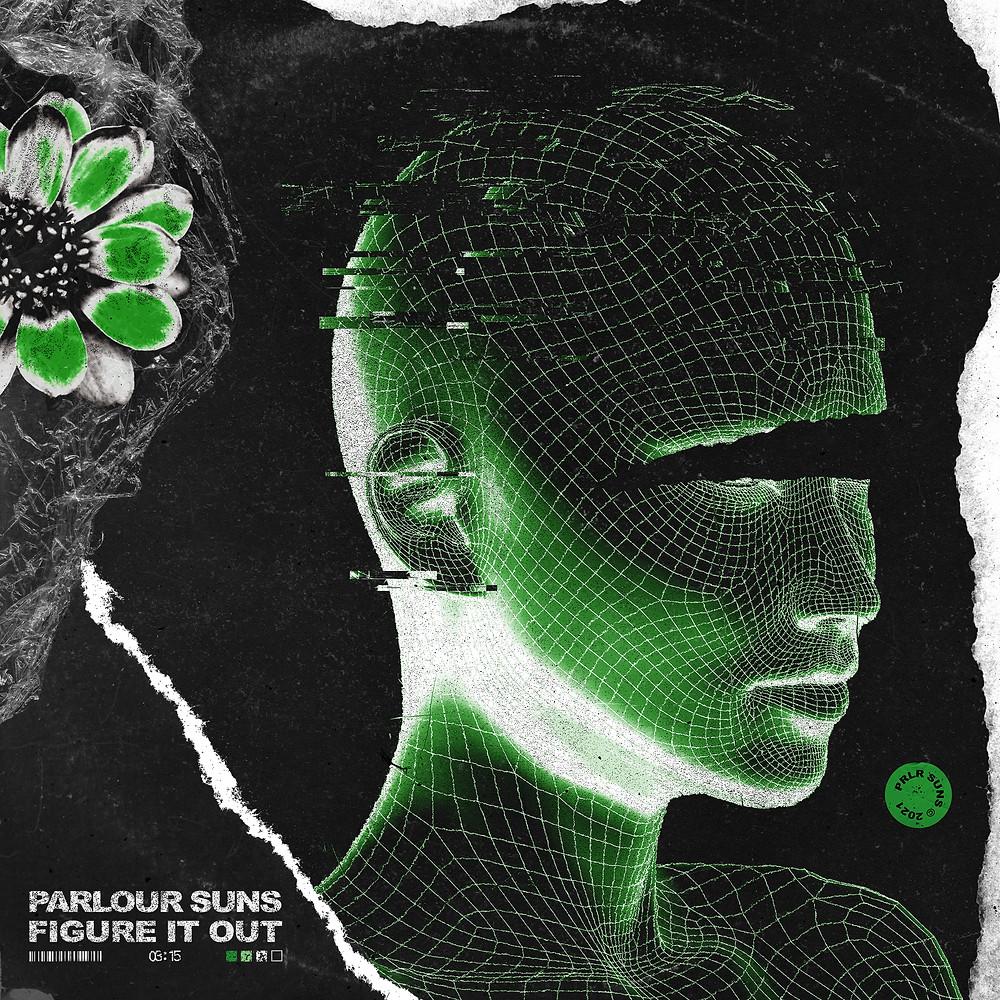 Figure It Out, Parlour Suns Single Artwork.