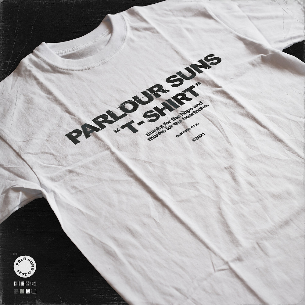 Parlour Suns release fourth single, T-Shirt, provided by Parlour Suns