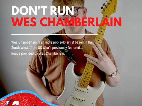 Don't Run | Wes Chamberlain