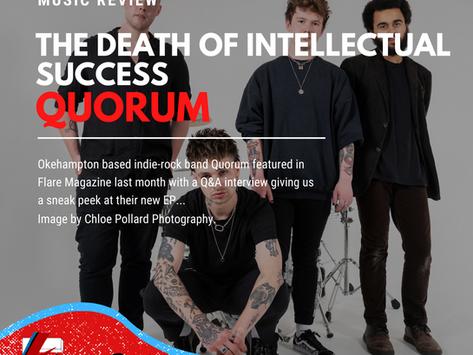 The Death Of Intellectual Success | Quorum