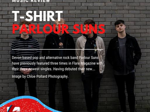 T-Shirt   Parlour Suns