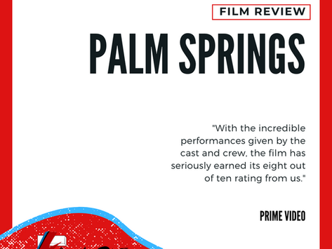 Palm Springs | Review