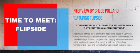 TIME TO MEET: FLIPSIDE