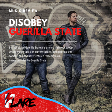 Disobey   Guerilla State