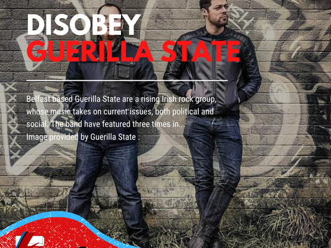 Disobey | Guerilla State