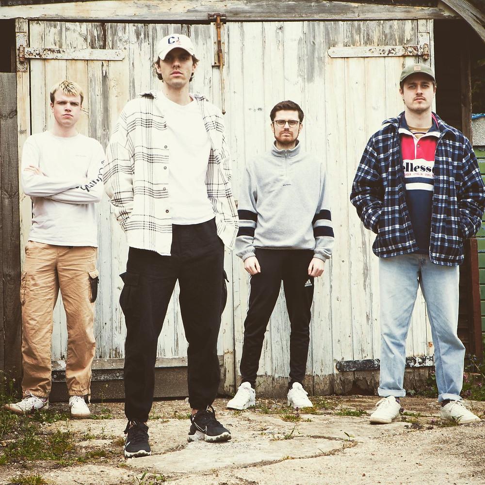 Ten Hands High release debut EP, Sweet.