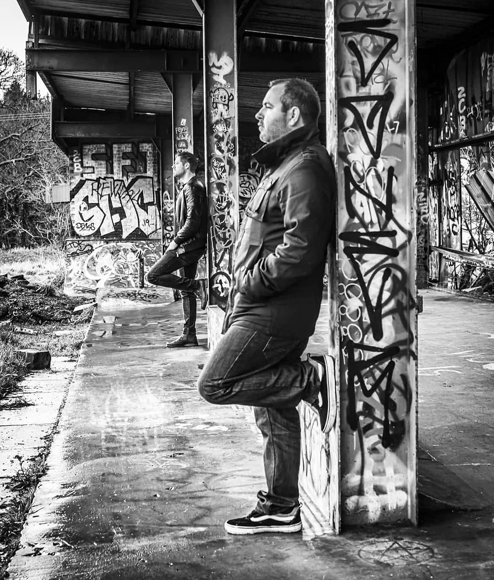 Guerilla state release new single, cover of Irish Classic Dirty Old Town.