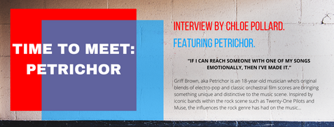 TIME TO MEET: PETRICHOR