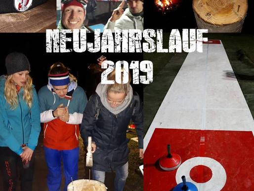 Neujahrslauf und Aprés-Ski-Party 2019