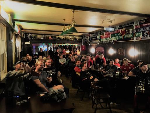 Public Viewing Teil II in der Zeppelin Sports Bar and Pub Potsdam