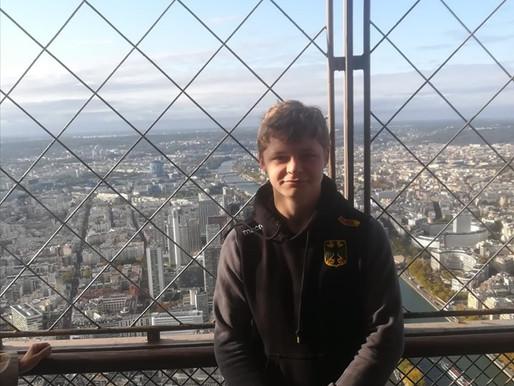 Felix Meesmann im Visier des Bundestrainers
