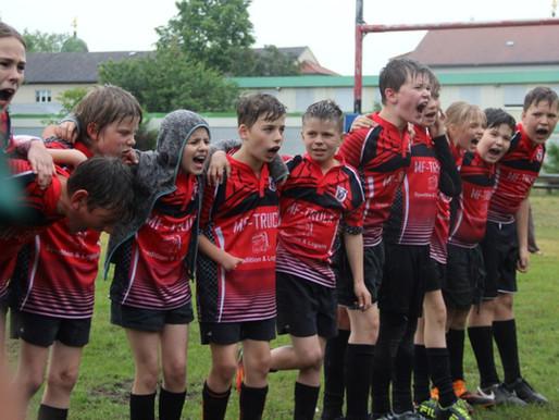"""Termin: Gewinner """"Fairplay-Preis"""" richtet am 10. November das Rugby-Turnier der U12 aus"""