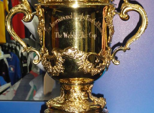 Rugby World Cup Trophy Tour zu Gast in Berlin