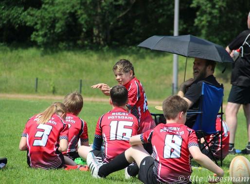 Für die Sommerferien 2018 gibt es wieder zwei Beach-Rugby-Camps