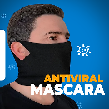 mascara antiviral finciona
