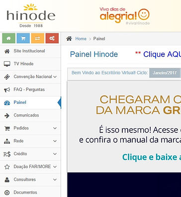 hinode vo escritorio virtual hinode