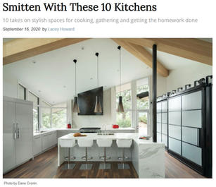 Smitten with These Kitchens