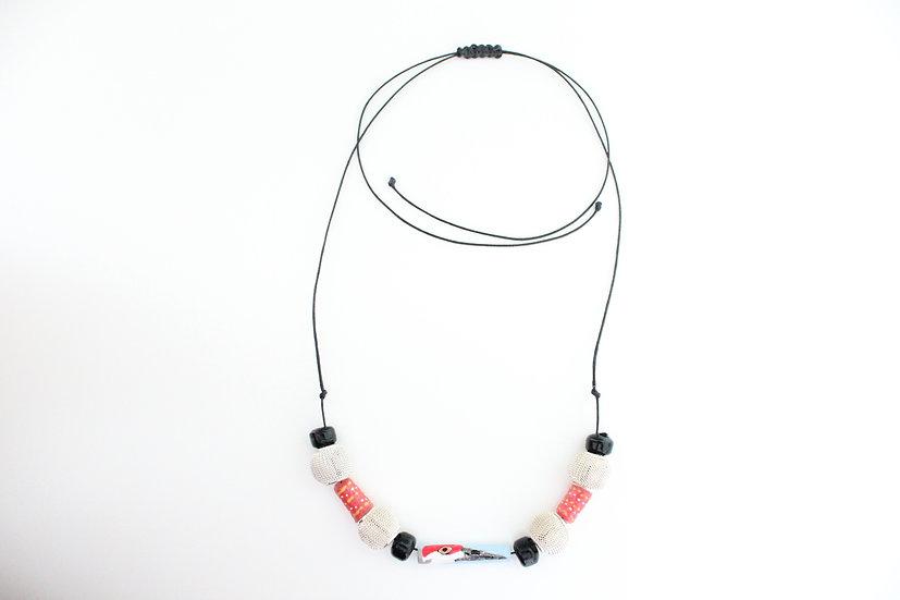 Sandhill Crane Necklace I