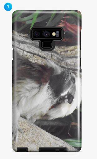 Cotton-top Tamarin Samsung Phone Case (Original + 5 Colors)